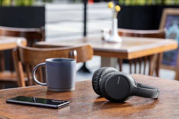 Sony WH-CH710N -langattomat vastamelukuulokkeet, musta, kuva 7