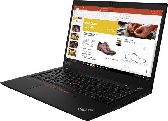 Lenovo ThinkPad T14s Gen 1 -kannettava, Windows 10 Pro, kuva 3