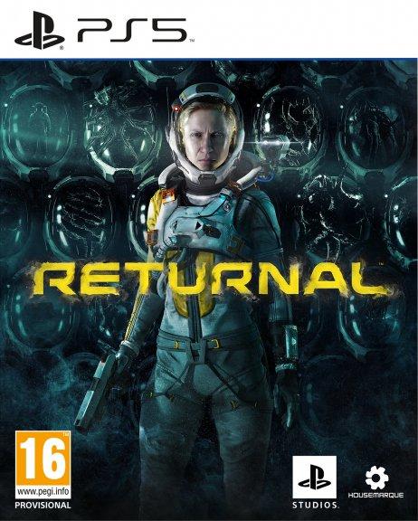 Returnal-peli, PS5