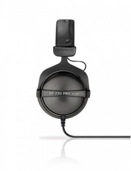 Beyerdynamic DT 770 Pro 32 Ohm - suljetut stereokuulokkeet, kuva 2