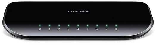 TP-LINK TL-SG1008D -8-porttinen kytkin