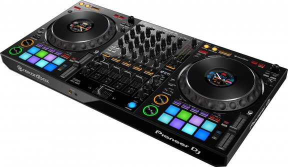 Pioneer DJ DDJ-1000 -DJ-kontrolleri, kuva 2