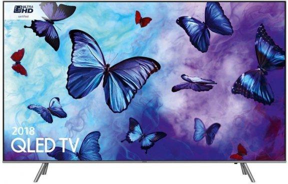 "Samsung QE55Q6FN 55"" Smart 4K Ultra HD LED -televisio"