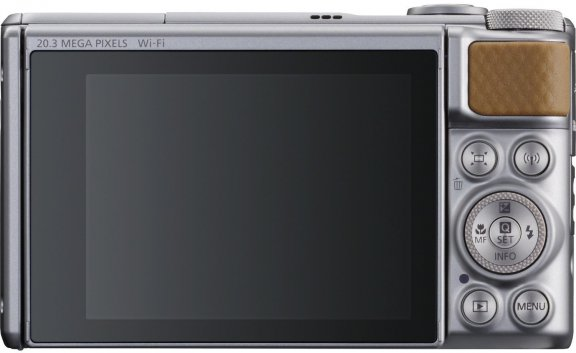 Canon Powershot SX740 HS -digikamera, hopea, kuva 2