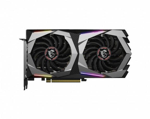 MSI GeForce RTX 2060 GAMING Z -näytönohjain PCI-e-väylään, kuva 2