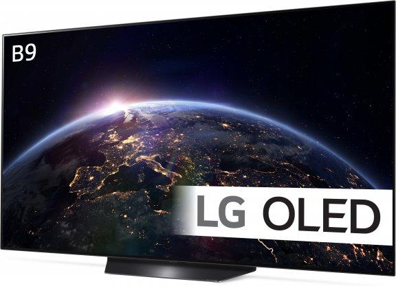 "LG OLED65B9S 65"" Smart 4K Ultra HD OLED -televisio, kuva 2"
