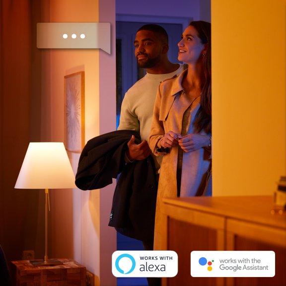 Philips Hue LightStrips Plus -valonauha, Bluetooth, 2m aloituspakkaus, kuva 9