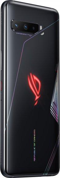 Asus ROG Phone III -Android-puhelin Dual-SIM, 512 / 12 Gt, musta, kuva 3