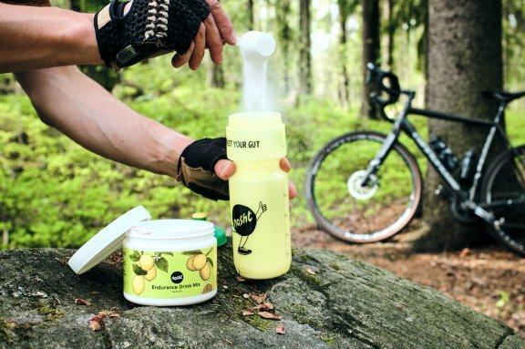 Nosht Endurance Drink Mix -urheilujuomajauhe, 350 g, kuva 2