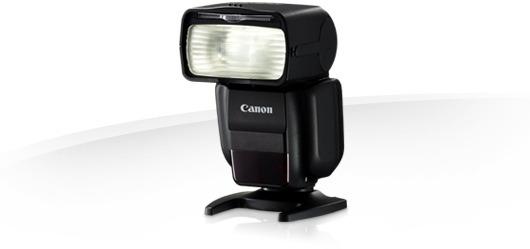 Canon Speedlite 430EX III-RT -salamalaite