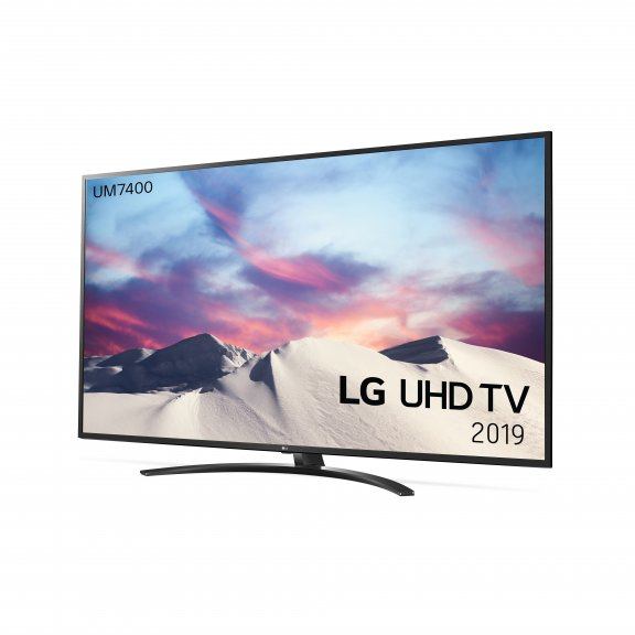 "LG 70UM7450 70"" Smart 4K Ultra HD LED -televisio, kuva 2"