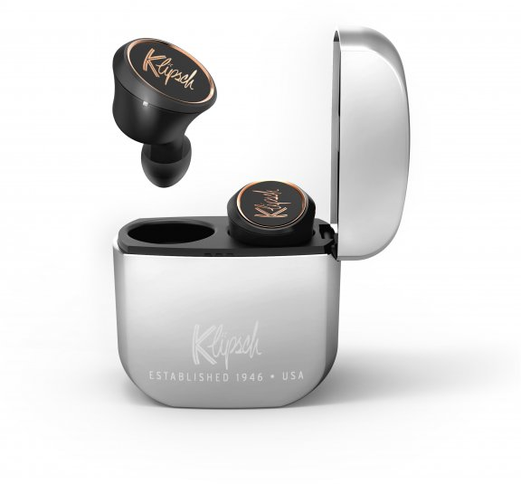 Klipsch T5 True Wireless -Bluetooth-nappikuulokkeet, kuva 2