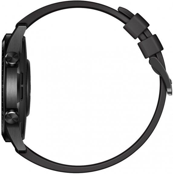 Huawei Watch GT2 -älykello , Musta 46 mm silikoniranneke, kuva 5