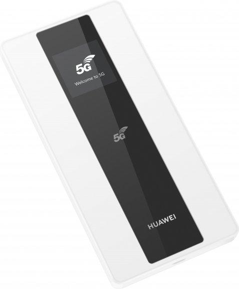 Huawei E6878-870 5G/4G/LTE -modeemi ja WiFi -reititin