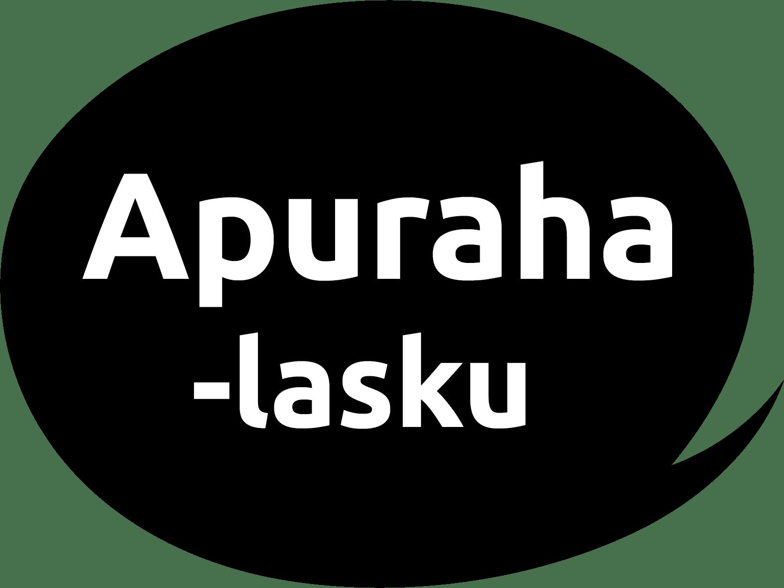Apuraha-lasku