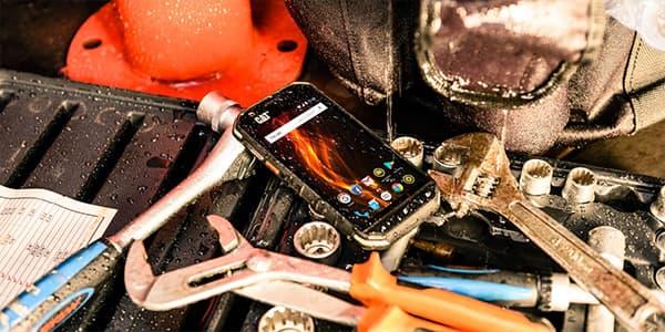 Caterpillar S31 -Android-puhelin