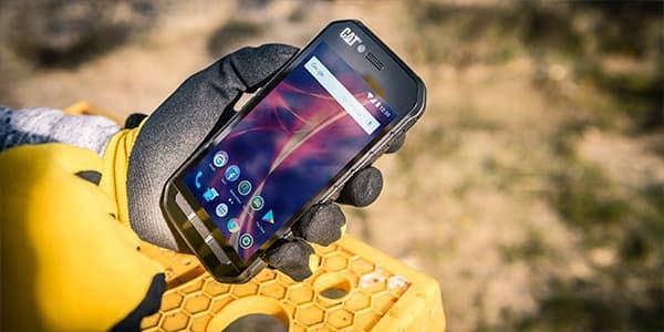 Caterpillar S41 -Android-puhelin