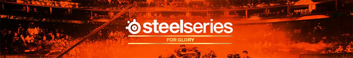 SteelSeries - For Glory
