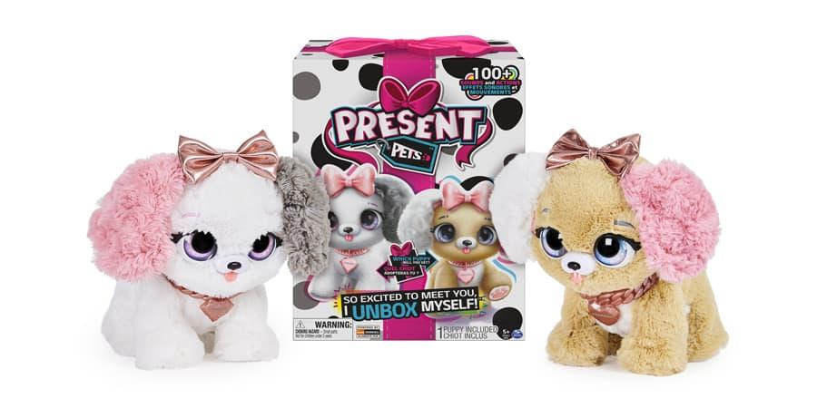 Presents Pets -yllätyslemmikit
