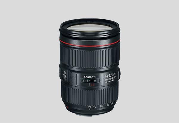Canon-objektiivi