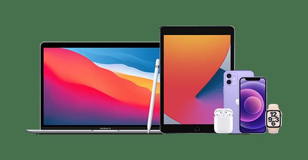 Apple-tuotteita