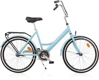"""Baana Suokki 24"""" 1-V polkupyörä, turkoosi"""