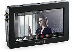 Blackmagic Video Assist -tallennin ja näyttö