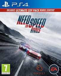 Need for Speed - Rivals - Ultimate Cop Pack Limited Edition PS4-peli