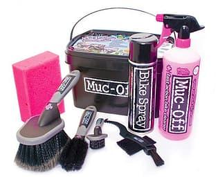 Muc-Off 8-1 -polkupyörän puhdistussetti