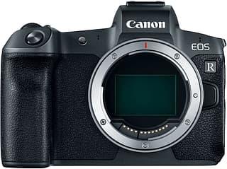 Canon EOS R -järjestelmäkamera