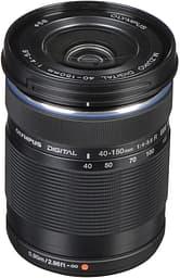Olympus M.ZUIKO DIGITAL ED 40-150mm 1:4.0-5.6 R -telezoomobjektiivi, musta