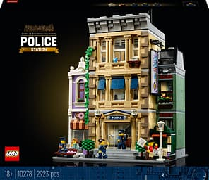 LEGO 10278 - Poliisiasema