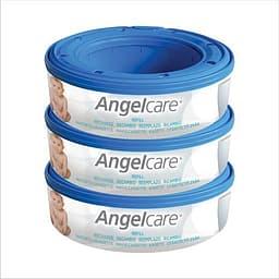 Angelcare -vaihtokasetti, 3-pack