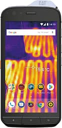 Cat S61 -Android-puhelin Dual-SIM, 64 Gt, musta