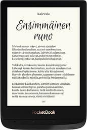 PocketBook Touch Lux 4 - e-kirjojen lukulaite