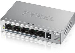 ZyXEL GS-1005HP -5-porttinen kytkin
