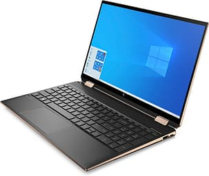 "HP Spectre X360 15-eb0015no 15,6"" -kannettava, Win 10"