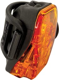 LEZYNE Laser Drive -polkupyörän takavalo, 250 lm, musta