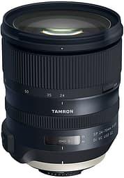 Tamron SP 24-70mm F/2.8 Di VC USD G2 -objektiivi, Nikon