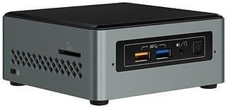Intel NUC NUC6CAYH -tietokonerunko