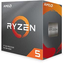 AMD Ryzen 5 3600 -prosessori AM4 -kantaan