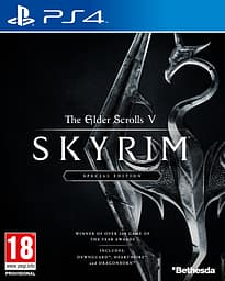The Elder Scrolls V: Skyrim - Special Edition -peli, PS4
