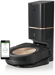 iRobot Roomba S9+ -robotti-imuri