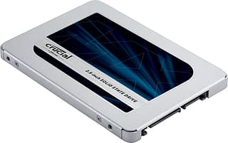 "Crucial MX500 1 Tt SATA III SSD 2,5"" -SSD-kovalevy"