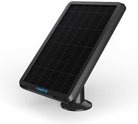 Reolink Solar -aurinkopaneeli Reolinkin kameroille, musta