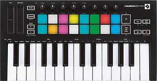 Novation Launchkey Mini MK3 -MIDI-koskettimisto