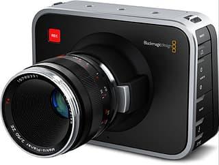 Blackmagic Cinema Camera EF digitaalinen videokamerarunko