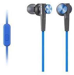 Sony MDR-XB50AP -nappikuulokkeet, sininen