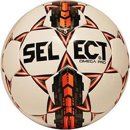 Select Omega Pro -jalkapallo, koko 3