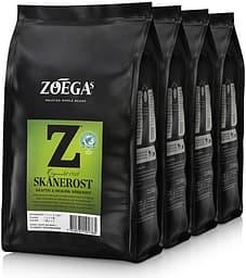 Zoégas Skånerost -kahvipapu, 1,8 kg